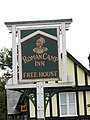 The Roman Camp Inn - pub sign - geograph.org.uk - 540590.jpg