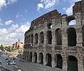 The Roman Coleseum, Roma, Italy 2.jpg