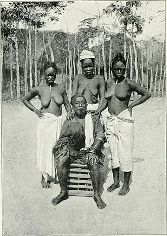 Gola people - People of the Gola tribe