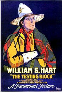 <i>The Testing Block</i> 1920 film by Lambert Hillyer