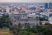 Manila mit dem Hauptgebäude der University of Santo Tomas