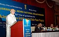 The Union Power Minister, Shri Sushil Kumar Shinde addressing at the release of the Guidelines for Selection of New Grid Connected Solar Power Projects, in New Delhi on July 25, 2010.jpg
