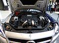The engineroom of Mercedes-Benz SL550 (R231).JPG