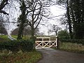 The entrance to Langley Priory - geograph.org.uk - 105727.jpg