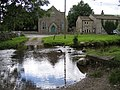 The ford and chapel at Malham - geograph.org.uk - 630534.jpg