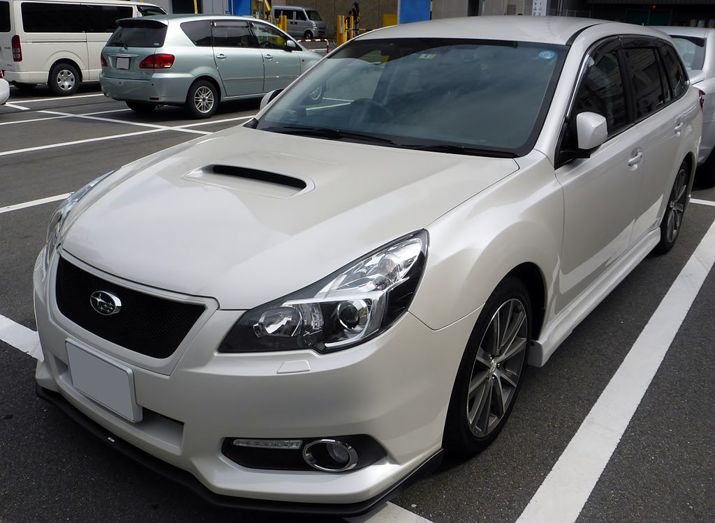 file the frontview of subaru legacy touringwagon 2 0gt dit brg with sti sports parts jpg. Black Bedroom Furniture Sets. Home Design Ideas