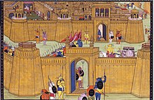 The golden abode of King Ravana India.jpg