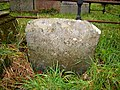 The grave of David McKee, Templepatrick graveyard - geograph.org.uk - 662796.jpg