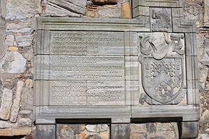 Reginald Fairlie - The grave of Reginald Fairlie, Eastern Cemetery, St Andrews