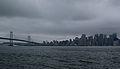 The skyline and the bay bridge from yerba buena island - panoramio.jpg