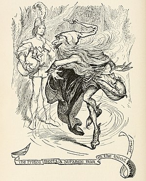 History of fantasy - The violet fairy book (1906)