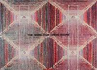 The word that opens doors with half-cut sesame,2012220X160cm.jpg
