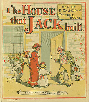 This Is the House That Jack Built - This Is the House That Jack Built illustrated by Randolph Caldecott