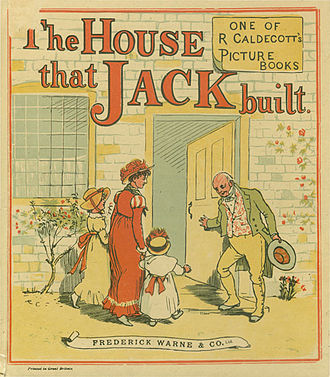 Cumulative tale - Cumulative tale This Is the House That Jack Built
