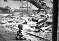 This terrified baby was almost the only human being left alive in Shanghai's South Station after brutal Japanese bombing HD-SN-99-02790.jpg