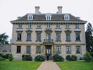 Thorpe Hall (Peterborough) Grade I listed building in the United Kingdom