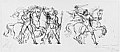 Three Warriors and Their Horses, Study for a Bas Relief Sculpture in the Chateau de Tervueren MET 265687.jpg
