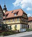 Timber framed farmhouse 18 cen in Kirchlauter-Neubrunn.JPG