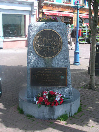 Cobh - Titanic Memorial, Westbourne Place, Cobh