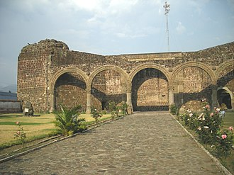 Capilla abierta - Capilla abierta of Tlalmanalco, Mexico State