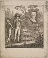 To mænd ved en buste i en lund Johan Bülow 1795.png