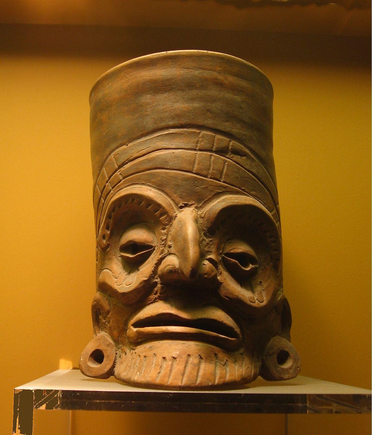 Pre-columbian civilization