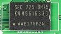 TomTom One (4N00.0121) - Samsung K4M561633GG-1763.jpg