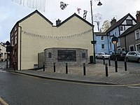 Tom Price memorial - geograph.org.uk - 1577273.jpg