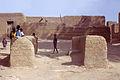 Tombeau de Tapama Djenepo, sainte fondatrice de Djenné, Mali, en décembre 1972.jpg