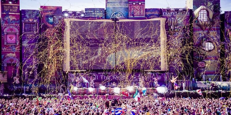 Tomorrowland Bélgica