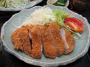 Recetas de Comidas Japonesas ! 300px-Tonkatsu_by_luckypines