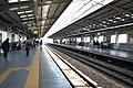 Toritsu-daigaku Station Platform.jpg