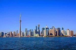 Toronto Skyline September 2014.jpg