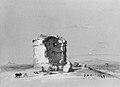 Torre dei Schiavi, The Roman Campagna (from Cropsey Album) MET ap1970.9.26 recto.jpg