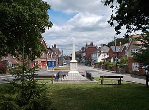 Totland - Image: Totland, IW, UK