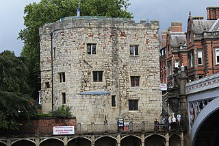 Lendal Tower Medieval tower in York, England
