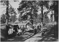 Tourist camp at Bryce Canyon. - NARA - 520220.tif