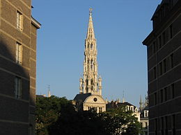 Tower city hall brussels.JPG