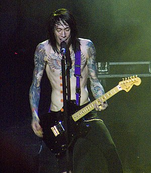 Trace Cyrus - Image: Trace Cyrus Metro Station 2