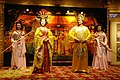 Traditional outfit of King and Queen of Hua people.JPG