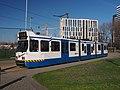 Tramlijn 24 eindhalte De Boelelaan, foto 1.JPG