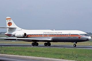 Transeuropa Compañía de Aviación