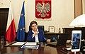 Transmisja na żywo Facebook live o Rodzina 500+ Beata Szydło.jpg