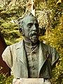 Trento-Andrea Malfatti-bust of Giovanni Canestrini-detail.jpg