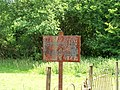 Trespassers will be rusted, Low Matlock Lane, Loxley Valley, Sheffield - geograph.org.uk - 1716979.jpg