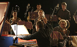 Trevor Pinnock - Pinnock directs the European Brandenburg Ensemble.