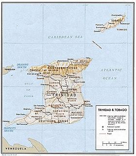 Northern Range Mountain range in Trinidad and Tobago