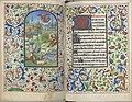 Trivulzio book of hours - KW SMC 1 - folios 205v (left) and 206r (right).jpg