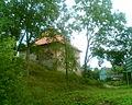 Troki - zamek wewnętrzny na półwyspie - panoramio.jpg