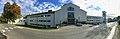 Tromsø Mellomvegen Lærerskolen Institutt for lærerutdanning og pedagogikk UiT 2017-09-14 distorted cropped panorama.jpg